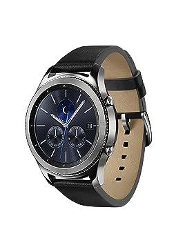 "Samsung Gear S3 Classic Reloj Inteligente Plata SAMOLED 3,3 cm (1.3"")"