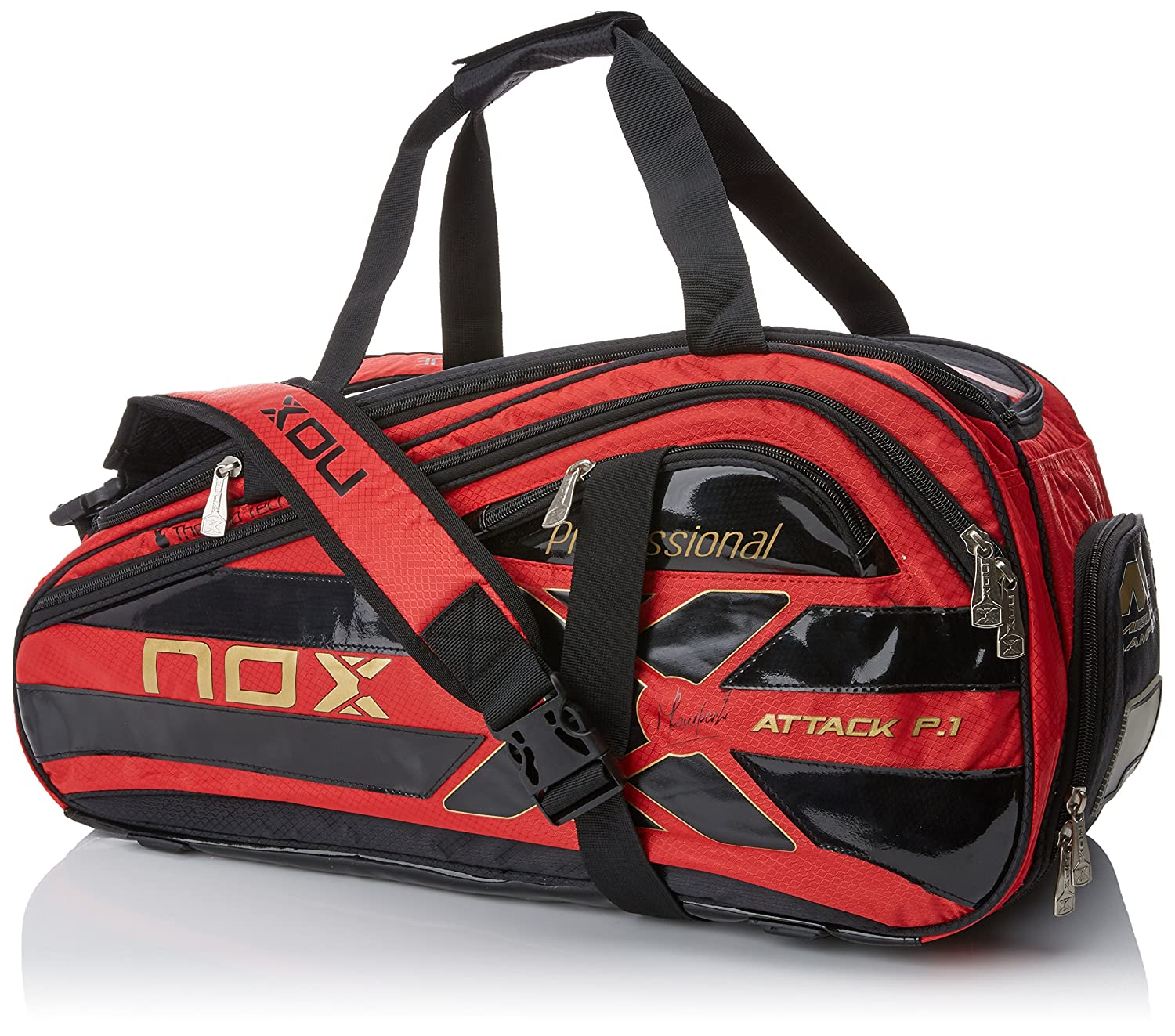 NOX Thermo Attack P.1 - Paletero, Color Rojo JJ Ballve Sports BPTHATTAP1