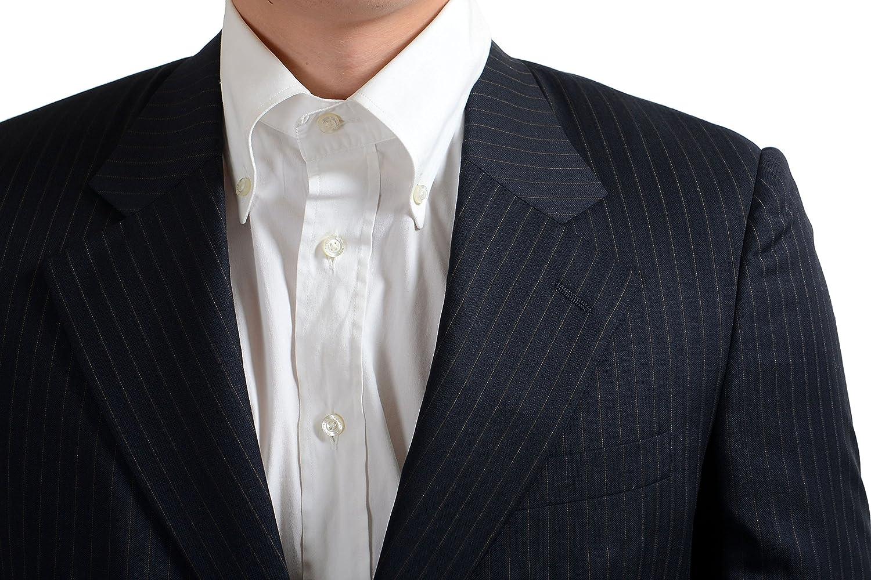 Maison Martin Margiela Mens 100/% Wool One Button Cut Back Blazer US 38 IT 48