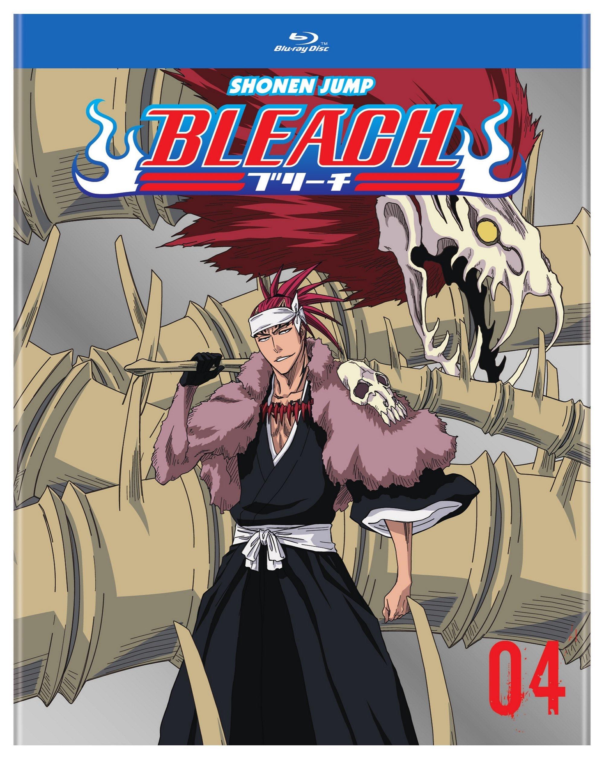 Bleach (TV) Set 4 (BD) [Blu-ray] by Viz Media