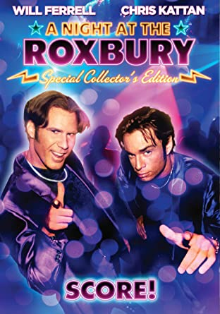 Amazon Com Night At The Roxbury A Will Ferrell Chris Kattan
