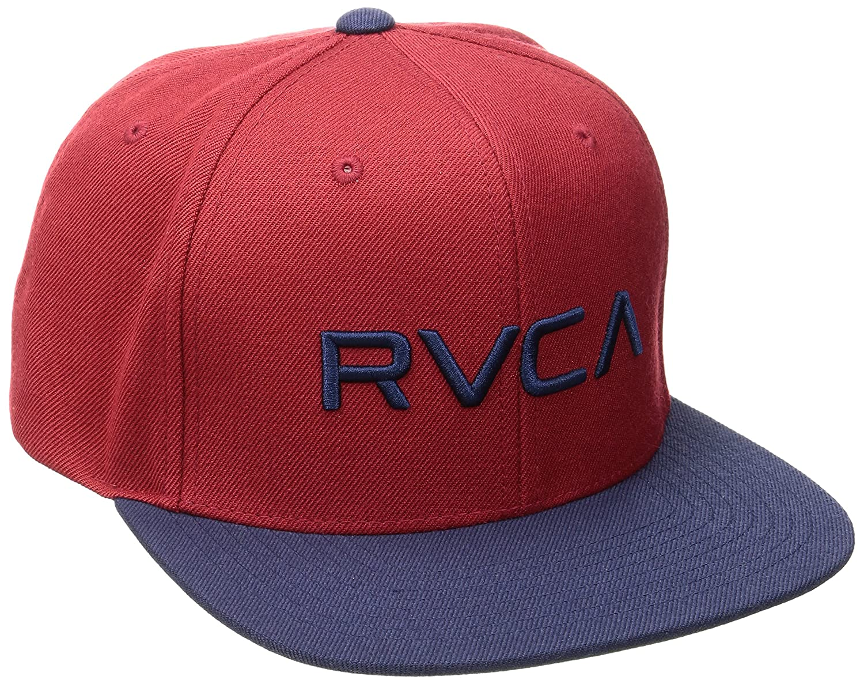 quality design 185e6 abaf2 RVCA Men s Twill Snapback Hat  Amazon.ca  Clothing   Accessories