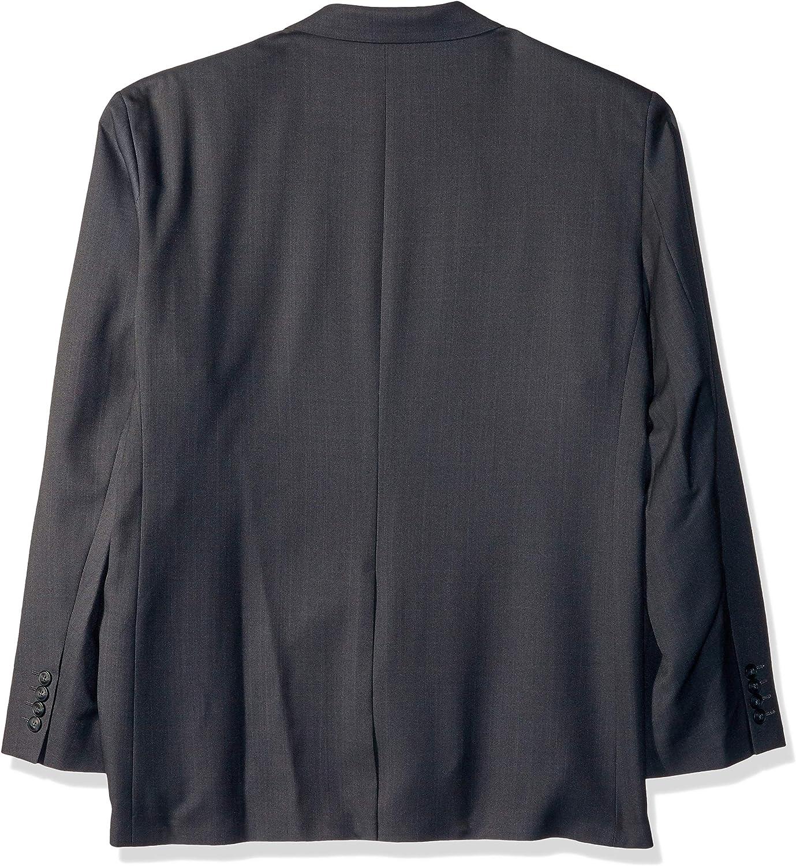 Haggar Mens B/&t Stria Tic Stretch Classic Fit Suit Separate Coat Business Suit Jacket