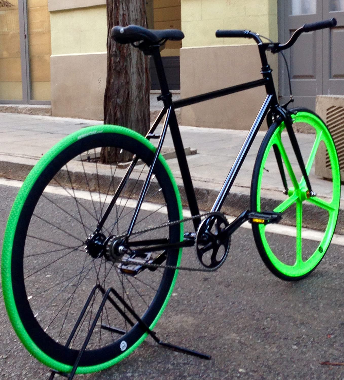 Bicicleta Fix-5 classic monomarcha single speed talla 58cm: Amazon ...