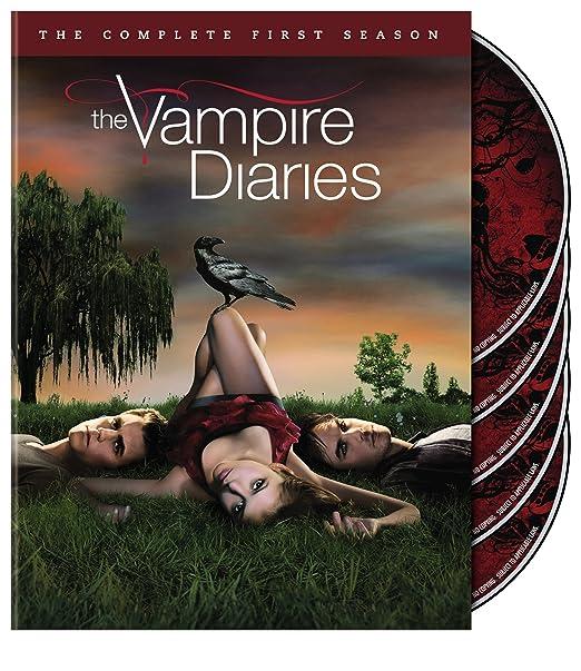 Vampire Diaries: Complete First Season (5 Dvd) [Edizione: Stati Uniti] [Alemania]