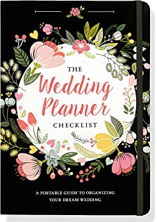 The Wedding Planner Checklist A Portable Guide To Organizing Your Dream