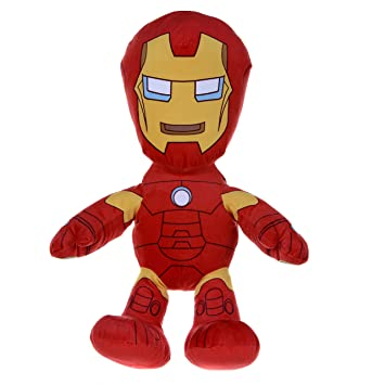 Marvel Iron Man de Peluche, Talla XL