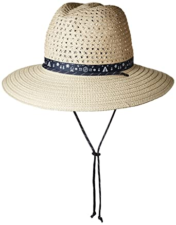 89252df2a33 Columbia Women s Bella Falls Straw Hat at Amazon Women s Clothing store