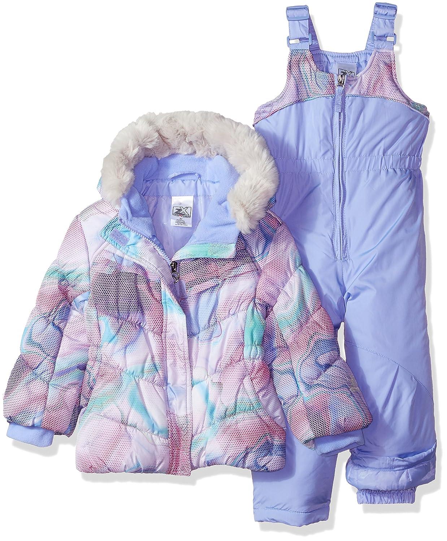 ZeroXposur Girls' Toddler Cleo Snowsuit N19252