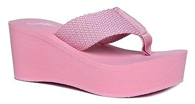deca26df947d36 Wave Platform Sandal