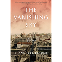 The Vanishing Sky book cover
