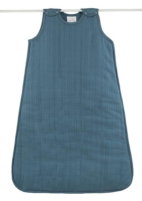 aden + anais Cozy Plus saco de dormir pirata cove-parent azul azul Talla: