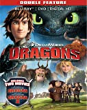 How To Train Your Dragon + How To Train Your Dragon 2 (Bilingual) [Blu-ray + DVD + Digital Copy]