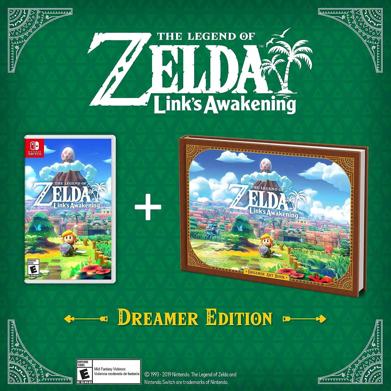 Amazon Com The Legend Of Zelda Link S Awakening Dreamer
