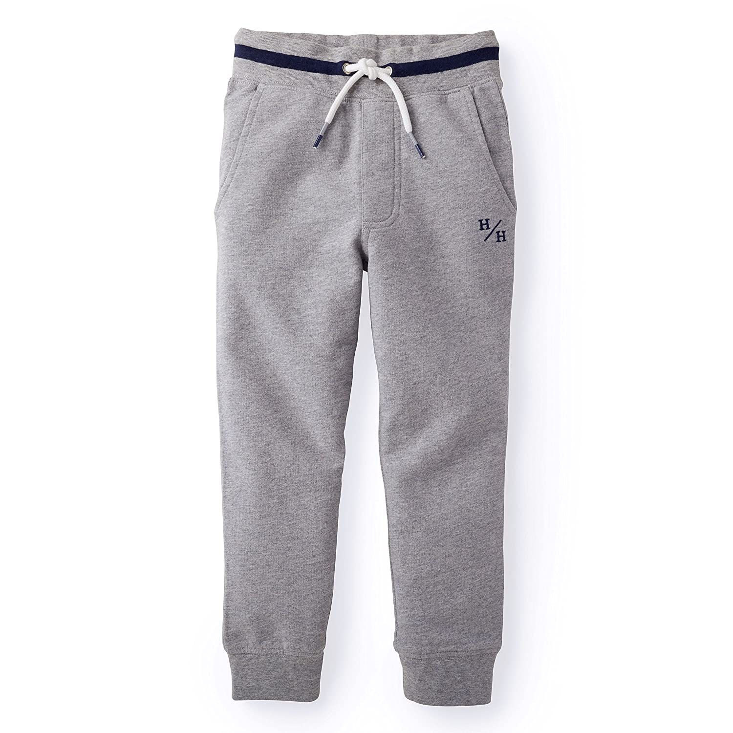 Hope & Henry Boys' French Terry Jogger Pant Made with Organic Cotton