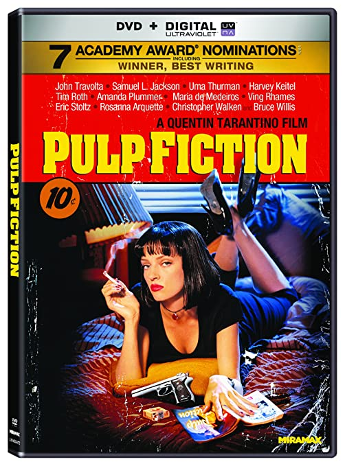 Pulp Fiction - <strong>John Travolta</strong>