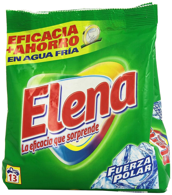 Elena Limpieza total Detergente Para Lavadora - 845 g: Amazon.es ...