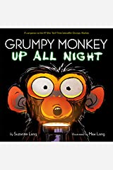 Grumpy Monkey Up All Night Hardcover