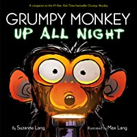 Grumpy Monkey Up All Night