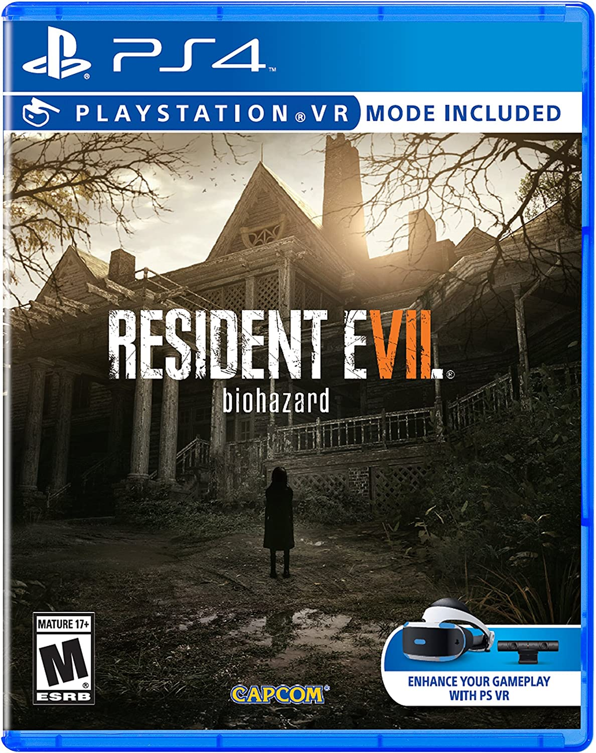 Amazon Com Resident Evil 7 Biohazard Playstation 4 Video Games