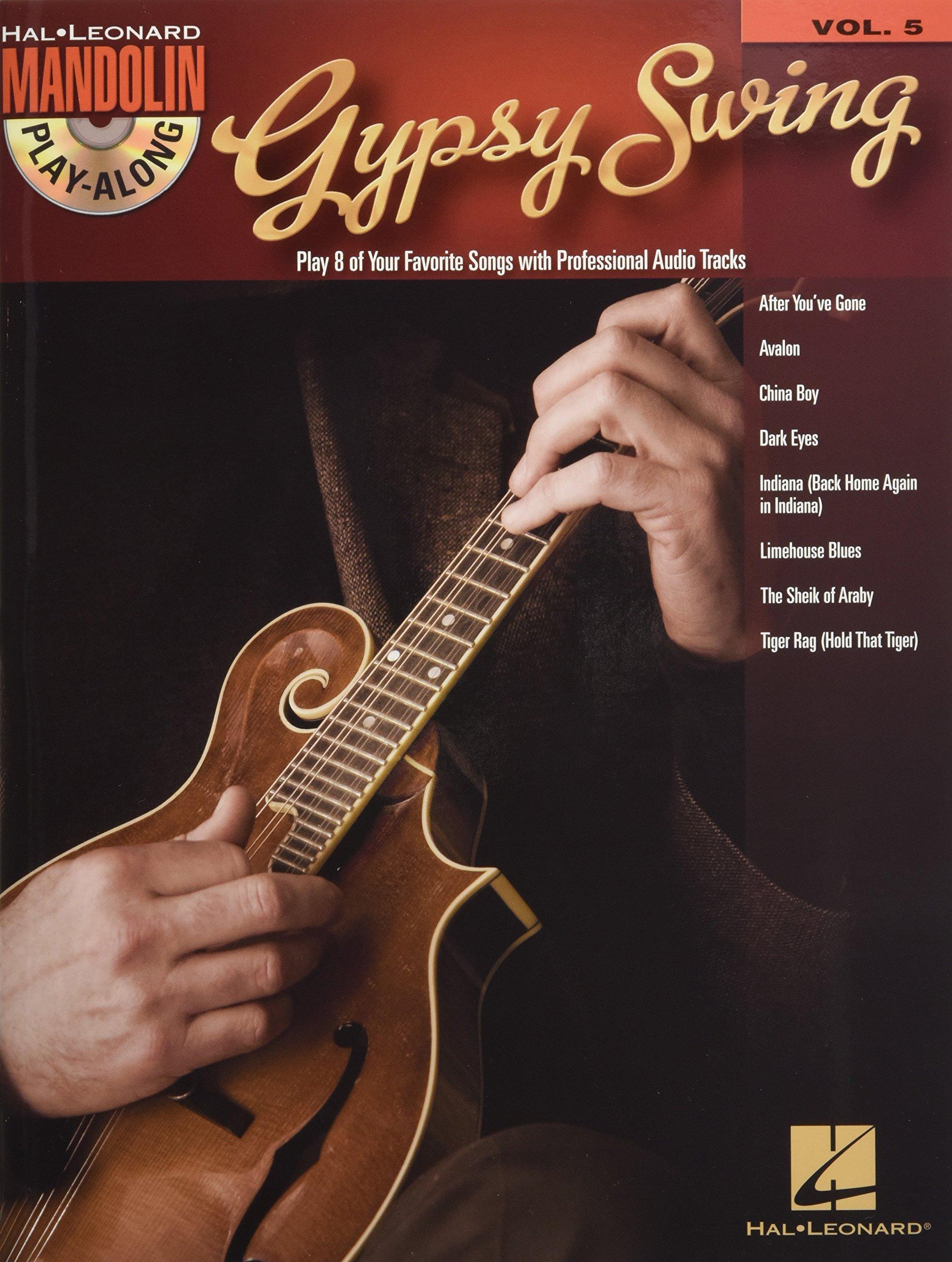 Gypsy Swing: Mandolin Play-Along Volume 5
