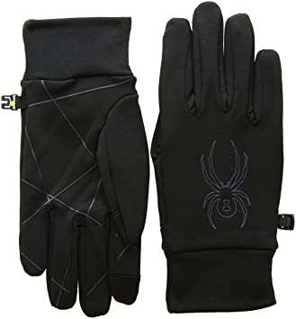 Spyder Solace Stretch Gants Homme, Noir, FR   S (Taille Fabricant   S a3275c51e5a