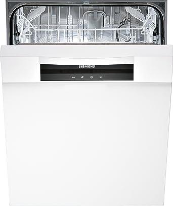Siemens SM55E231CH Semi-incorporado 13cubiertos A+ lavavajilla ...