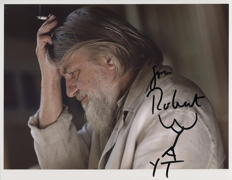 Robert Wyatt SIGNED Photo 1st Generation PRINT Ltd 150 Certificate //1