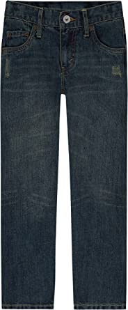 : Levi's Boys' Big 514 Straight Fit Jeans: Clothing