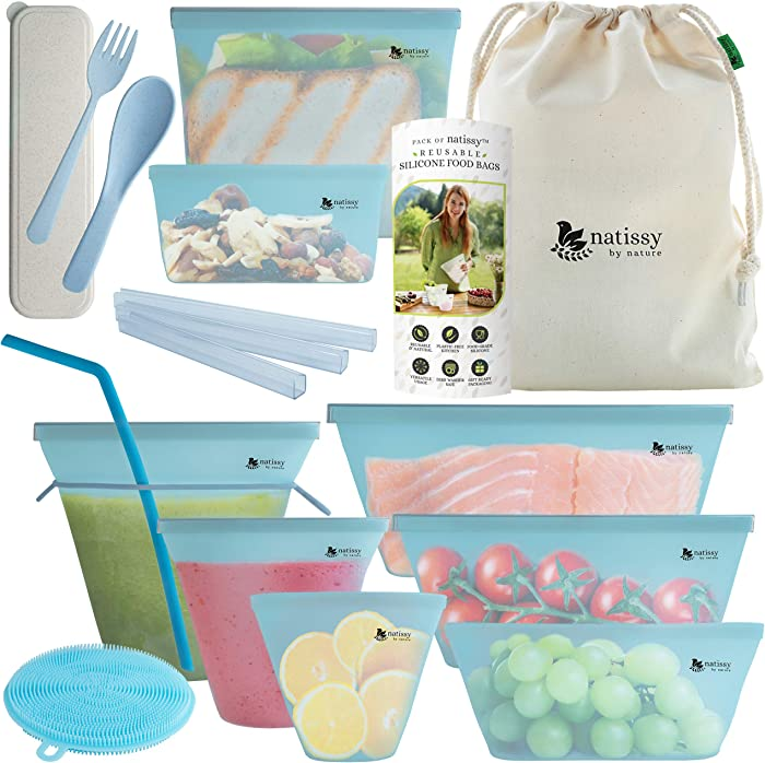 Top 10 Food Storage Organic