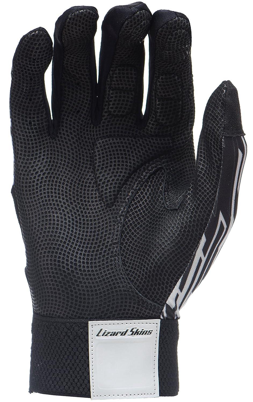 Lizard Skins Padded Inner Glove Black-Left Hand, Youth Small