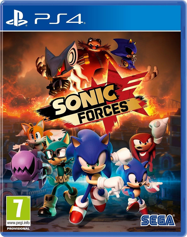 Sonic Forces (SEMINUEVO)