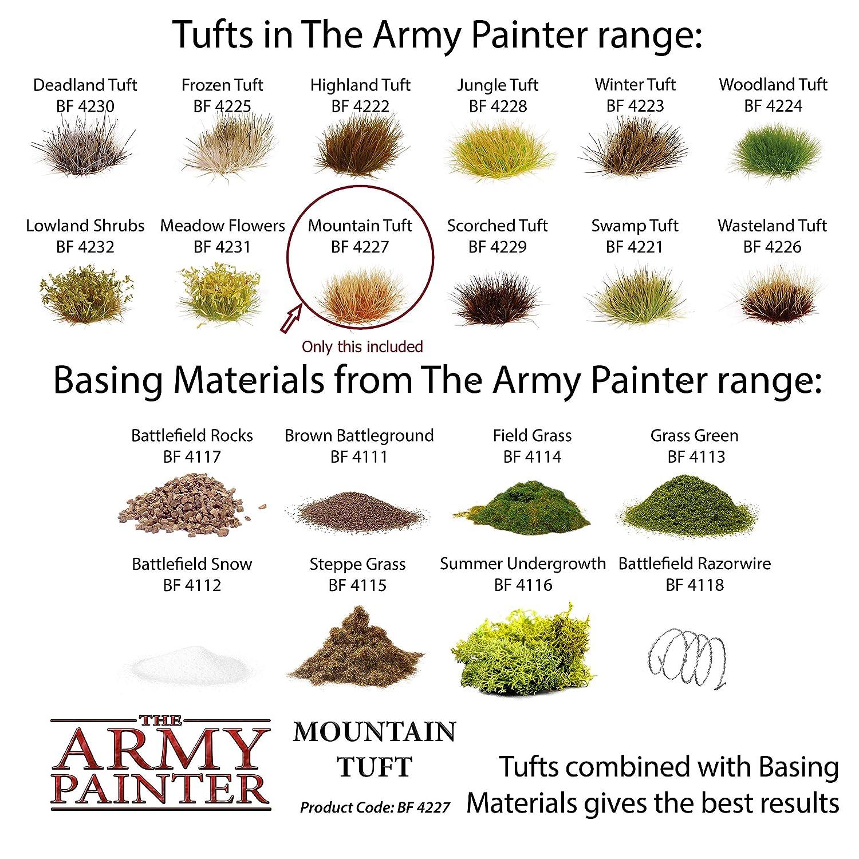 Mountain Tuft XP by Battlefields