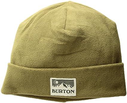 13c0174c11e Amazon.com   Burton Burke Beanie Hickory Mens One Size   Sports ...