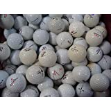 100 Assorted Practice & Play golf balls - Lakeballs
