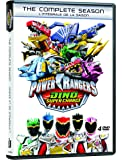 Power Rangers Dino Super Charge Complete Season