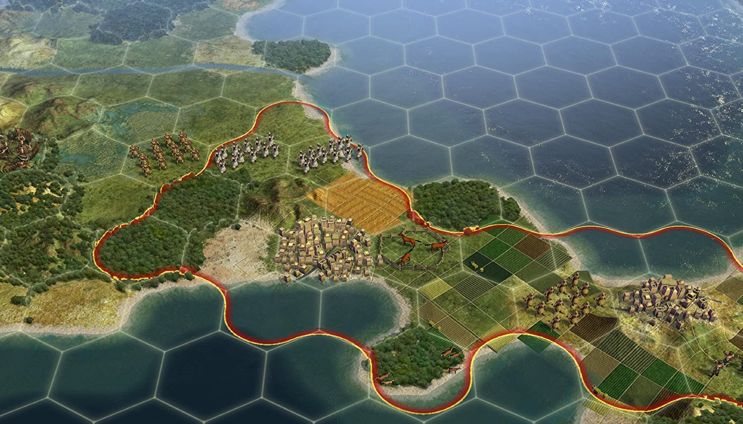 Amazon sid meiers civilization v pc video games sciox Image collections