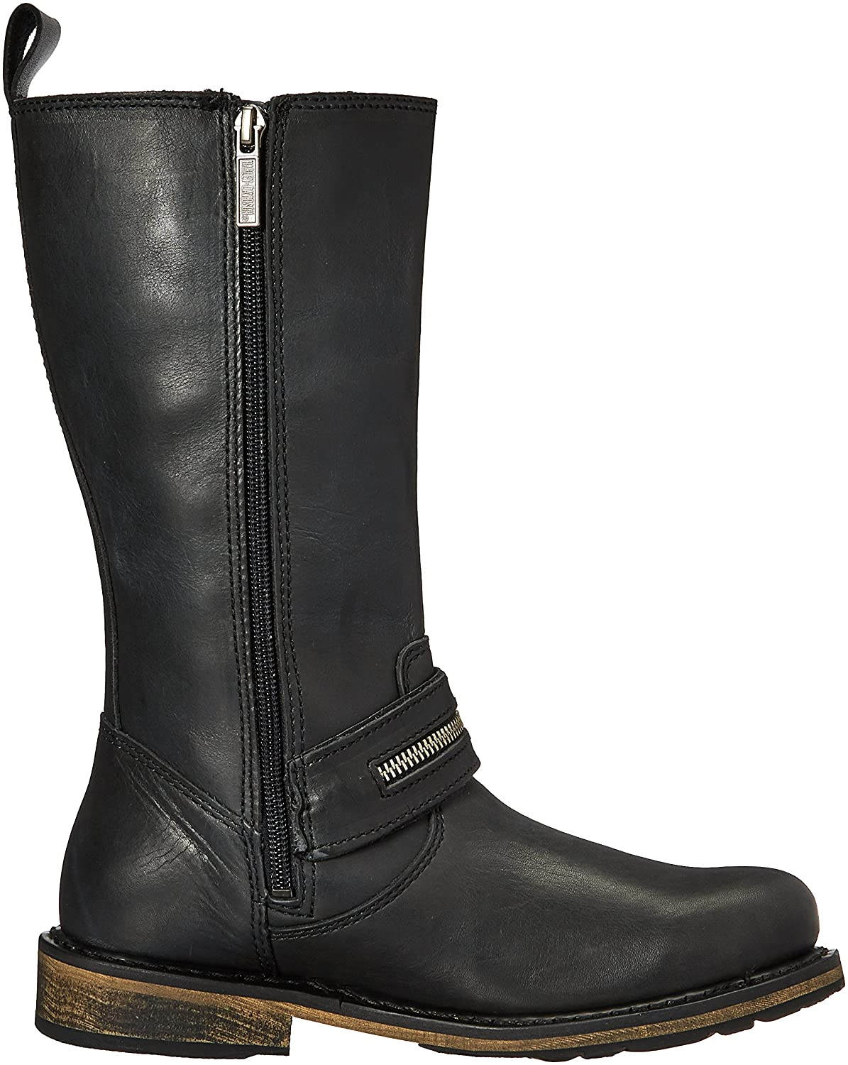 Harley-Davidson Women's Sackett Work Boot B071HF8ZD8 6 C/D US|Black
