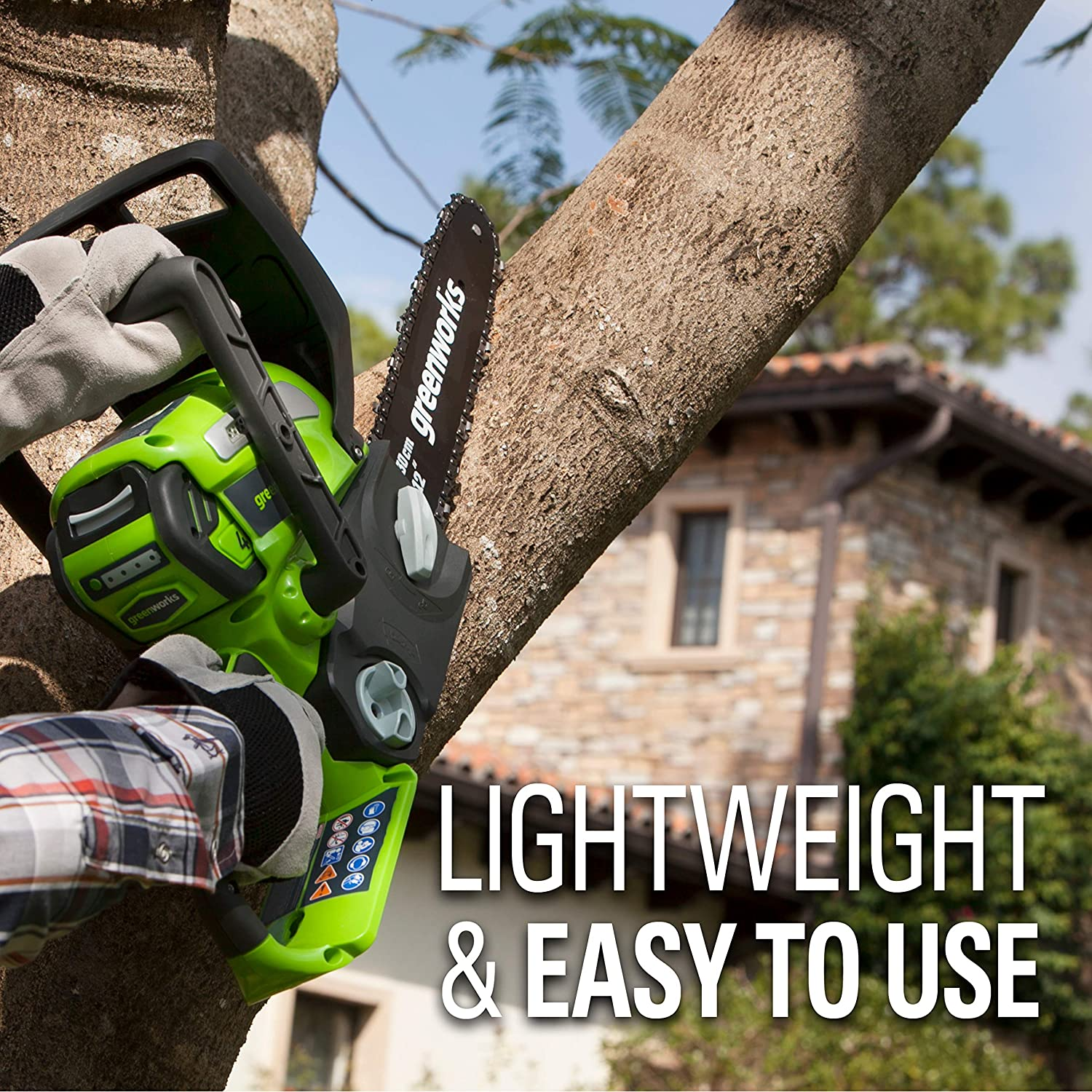 Greenworks Lightweight Chainsaw