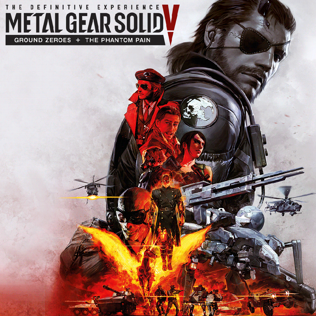 METAL GEAR SOLID V: The Definitive Experience [Online Game Code]