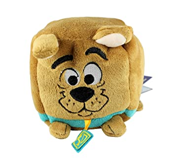 Warner Bros. Kawaii Cubes Medium Peluche Scooby-Doo 10 cm