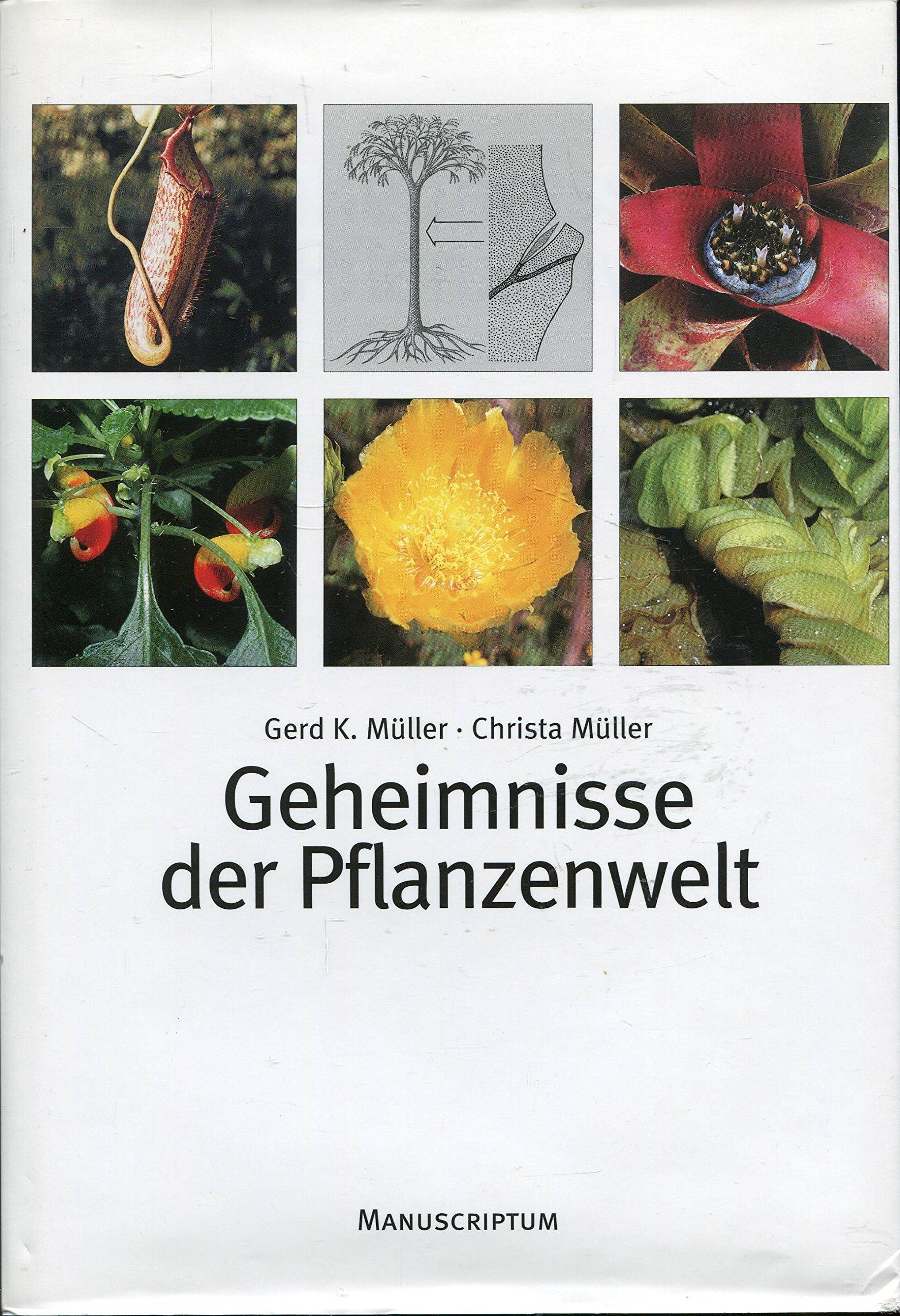 Geheimnisse der Pflanzenwelt