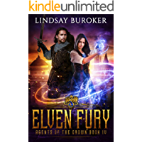 Elven Fury (Agents of the Crown Book 4)