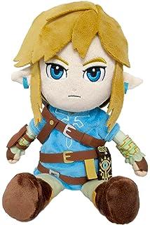 "REAL Little Buddy 1367 The Legend of Zelda Wind Waker HD 8/"" Small Link Plush"
