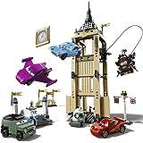 LEGO Cars - 8639 - Jeu de Construction - Big Bentley