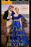 A Duke Never Forgets (The Duke Hunters Club Book 3)