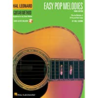Easy Pop Melodies: Hal Leonard Guitar Method