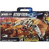 "KRE-O A3136E24 - Modellino di navicella-sparviero Klingon, serie ""Star Trek"""