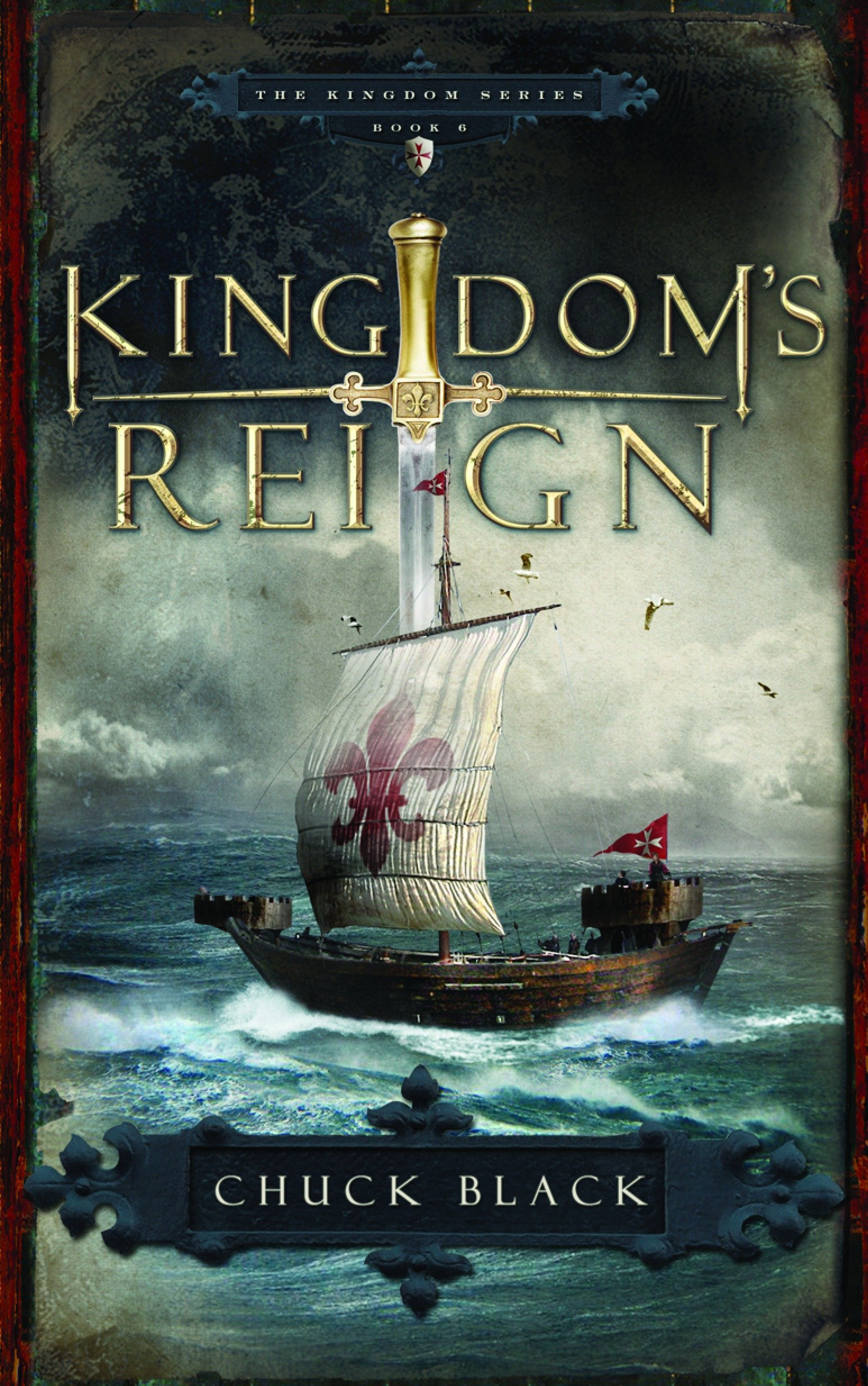 Kingdoms Reign Kingdom Book 6 product image