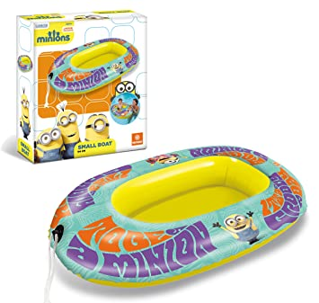 piscina hinchable minions